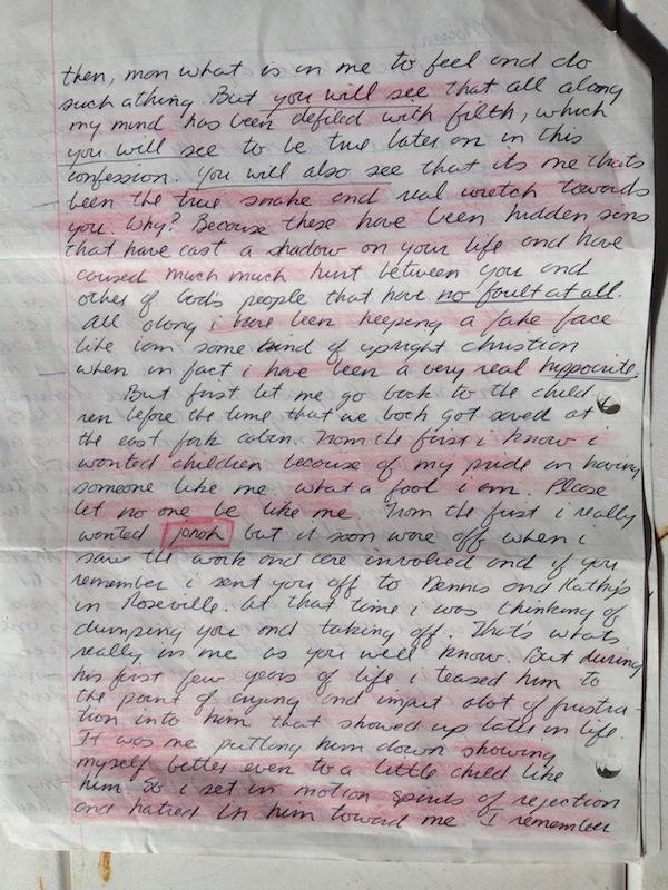 Steve's letter pg 2